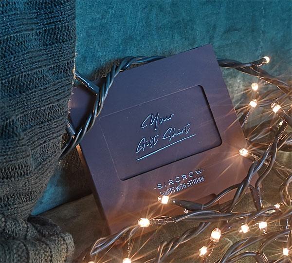 Gift Card Sircrow
